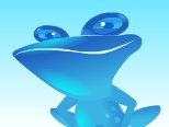 Blue Frog picture