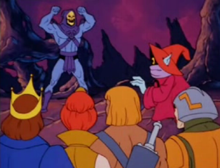 The Skeletor Show