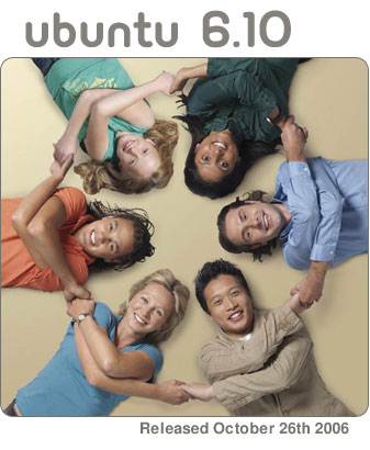 ubuntu circle of friends image