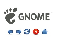 Gnome Firefox Icon Set