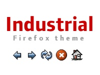 Industrial Firefox Icon Set